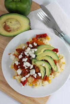A delicious Mexican