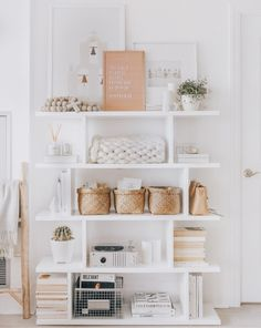 """[orginial_title] – Home best pin """"I love the versatility of this bookshelf in our living/kitchen open area! We sw… """"I love the versatility of this bookshelf in our living/kitchen open area! We switch it up every season with different decor, display… – Room Ideas Bedroom, Home Decor Bedroom, Small Room Bedroom, Interior Livingroom, Small Rooms, Study Room Decor, Trendy Bedroom, Home Design, Interior Design"""