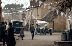 Downton Abbey, Exteriors