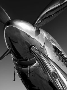 P-51 Mustang truly aggression in its most refined form and art in its own rite