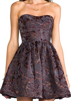 holiday dresses, strapless bustier, color, bustier dress