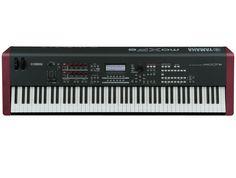 Yamaha MOFX8 88-Key Synthesizer Workstation