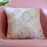 A whole bunch of pillow/cushion tutorials.  Trying to figure out how to re-purpose a whole bunch of old pillows!