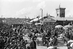 1935 The history of Oktoberfest is much bigger than beer