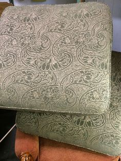 Custom Sofa Cushions with Decorative Fabric. Choose from a HUGE selection of fabrics at TWG Fabrics & Home Decorating Center! Sofa Cushions, Upholstery Foam, Custom Sofa, Fabric Decor, Love Seat, Ottoman, Fabrics, Decorating, Chair