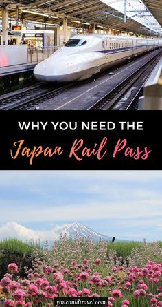 Everything you need to know about the Japan Rail Pass - Wondering what is the Japan Rail Pass and why you need one? Read our comprehensive guide on why you need one, how to get one and the best way to use it in order to make the most of it. #japan #travel #japanrailpass