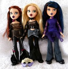 Bratz midnight dance