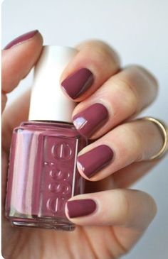 Angora Cardi by Essie spectacular color for fall by the ocean
