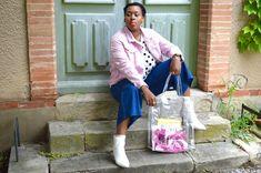 Fashion: Streetstyle wear double denim