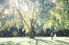 clary photo blog outdoor wedding film 1