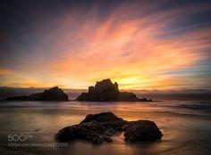 A Beach by darbyrob. Please Like http://fb.me/go4photos and Follow @go4fotos Thank You. :-)