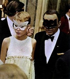 My #10 favorite event: Masquerade Ball-themed parties