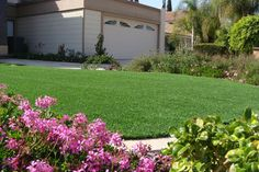 Our synthetic turf and artificial grass is engineered for use in landscaping turf. Learn more and get a free consultation from SYNLawn® San Diego.Yard Landscaped with SYNLawn (81)