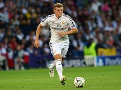 Report: Arsenal join Toni Kroos battle
