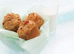Muffins à l'avoine, aux pommes et à l'érable - Recettes   Plaisirs laitiers - Nourrir votre quotidien
