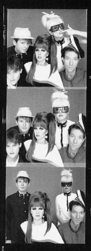 The B-52's ~ Love Shack - The song that was playing at Gen and Jack's anniversary party!