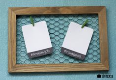 #Hashtag Instagram Printables {for Project Life} - My Sister's Suitcase - Packed with Creativity