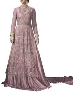 Look Engaging And Awesome As You Deck Up This Eid Special Semi-Stitched Abaya Suit Exclusively From Simaaya Fashions. http://www.simaayafashions.com/eid-special-net-abaya-suit-in-pastel-pink-colour-prfa8760  SimaayaFashions#EidCollection#PartyWear#FestiveCollection#OnlineShopping