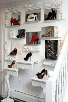 ranger ses chaussures peut être esthétique (si c'est bien fait et entretenu)