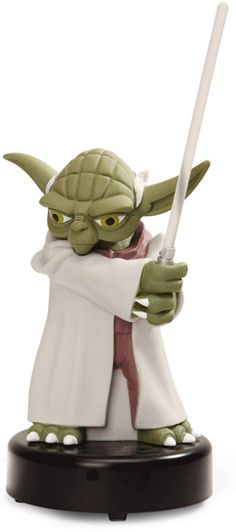 Star Wars Yoda USB Desk Protector Figure $25.99