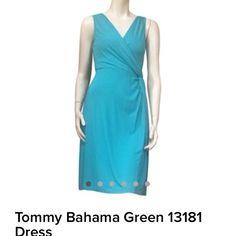 Tommy Bahamas Dress Tommy Bahamas Blue Dress Tommy Bahama Dresses Midi