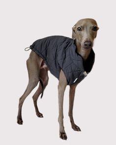 Triple layer lightweight winter coat for Italian by Designooo