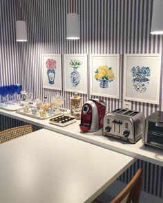 Home Design Decor, House Design, Home Decor, Dinning Room Bar, Theodora Home, Interior Decorating, Interior Design, Dream Bedroom, Decoration