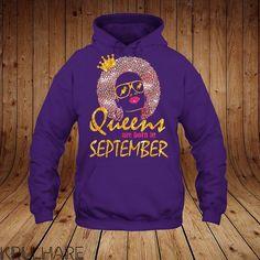 #Getitnow at Krulhare.com #BlackQueensAreBornInSeptember #QueensAreBornInSeptember #SeptemberQueen #SeptemberQueens #SeptemberGirl #SeptemberGirls #Onthisdayaqueenwasborn #September #Krulhare #Virgo #Virgoseason #Libra #Libraseason #Birthday #Birthdaygift #Birthdaygifts #Birthdayshirt #Birthdayshirts #Zodiac #blackgirl #blackgirls #blackgirlsrock #africanamerican #africancanadian #birthdaygirl #birthdaygirls #purple