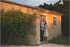 Chicago Portrait Photographer | Engagement session | Provence, France