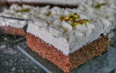 ΜΑΓΕΙΡΙΚΗ ΚΑΙ ΣΥΝΤΑΓΕΣ Pudding Desserts, Dessert Recipes, Fridge Cake, Greek Recipes, Kitchen Living, Custard, Blog, Sweets, Cream
