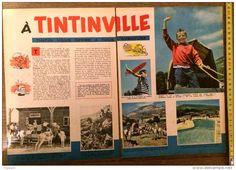 Vieux Papiers / Hergé - Delcampe.net