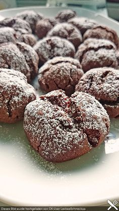 de Recipe: super fast Nutella biscuits You are in the right place about healthy food for college students Here we offer you the most beautiful pictures about the healthy food … Biscuit Nutella, Nutella Cookies, Chocolate Cookies, Cookie Recipes, Snack Recipes, Snacks, Biscuits, Kid Desserts, Christmas Desserts