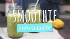 Envie d'une recette délicieuse qui fait du bien à votre corps ? Découvrez un délicieux Smoothie anti-cellulite au thé vert, kiwis et citron.