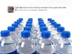 facebook fail water bottLE!!