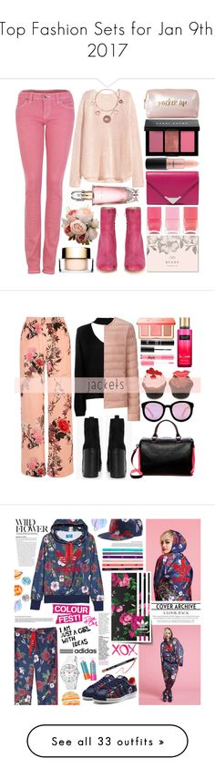 """""""Top Fashion Sets for Jan 9th, 2017"""" by polyvore ❤ liked on Polyvore featuring Alexander Wang, Bobbi Brown Cosmetics, Maryam Nassir Zadeh, MAC Cosmetics, Neiman Marcus, Nails Inc., Elsom, Avon, Clarins and Boohoo"""