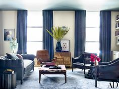 Come See John Legend's Cozily-Renovated NYC Apartment - The Printed Page - Curbed National
