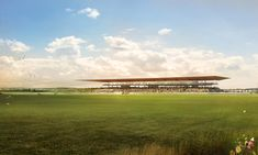 Gallery of Grimshaw Selected to Redevelop Ireland's Most Prestigious Racecourse - 2