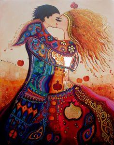 """L'amour est un oiseau rebelle. Aşk vahşi bir kuşa benzer."" Habanera-Carmen, Bizet"