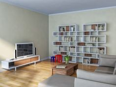 emahome LONDON shelving unit