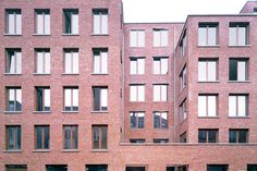 Contemporary Architecture, Bricks, Home Projects, Multi Story Building, Apartments, Buildings, House, Type, Inspiration