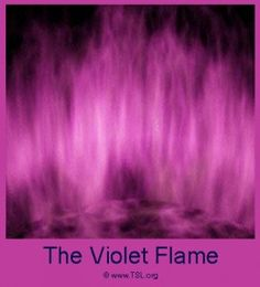 Violet Flame - What is It and How Does it Work?