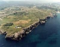 Gulpiyuri, una playa con mar pero sin costa