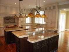 Netuno Bordeaux Kitchen Island