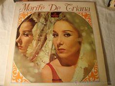 ANTIGUO DISCO LP MARIFE DE TRIANA 1967 COLUMBIA CPS 9025 ESTEREOFONICO