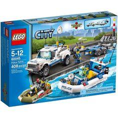 Đồ chơi LEGO 60045 Police Patrol – Đội cảnh sát tuần tra