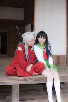 kuku(kuku) InuYasha Cosplay Photo - WorldCosplay