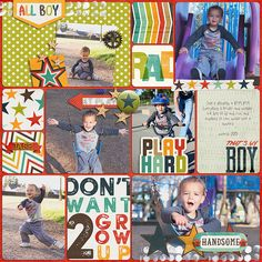 A Scrappy Share- REAL LIFE IN POCKETS   RAD LAD  BY: MOMMYISH- http://shop.thedigitalpress.co/Real-Life-In-Pockets-Rad-Lad.html  Life Captured June   Templates by DSI- http://shop.thedigitalpress.co/Life-Captured-June-Templates.html