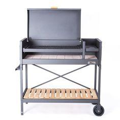 Parrilla Gaucha Tromen - Casa con Estilo Barbecue, Kitchen Decor, Grilling, Outdoor Decor, Base, Home Decor, Google, Charcoal Grill, Bbq Grill