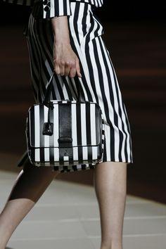 Stripes Stripes Stripes @ Marc Jacobs spring summer 2013 #NYFW