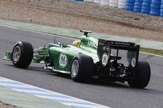 Formule 1 : Kobayashi avec Caterham à Abu Dhabi